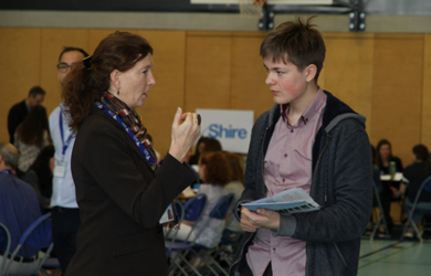 The Careers Fair: A Community Partnership